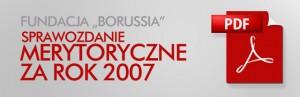 fundacja merytoryczne 2007