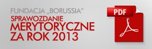 fundacja merytoryczne 2013